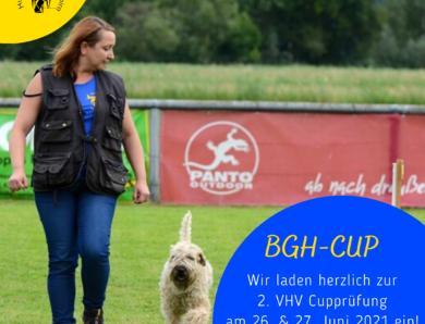 1. VHV-Cupprüfung – Zeitpläne sind online