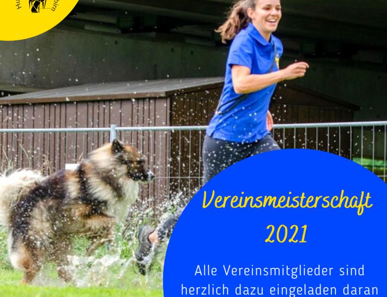 Anmeldung: Vereinsmeisterschaft 2021